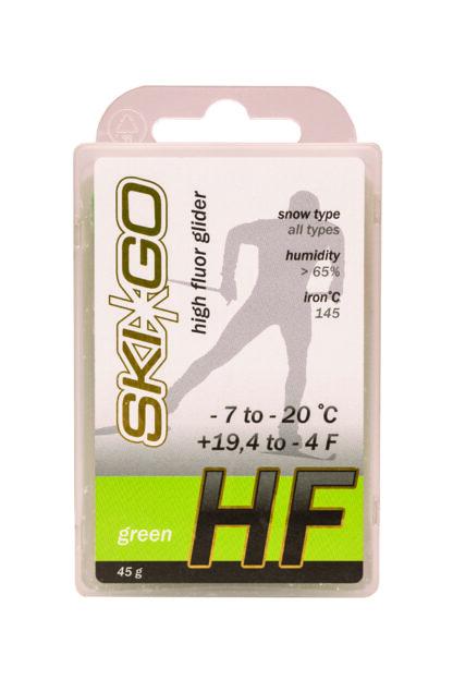 63018HF grön - Glidvalla