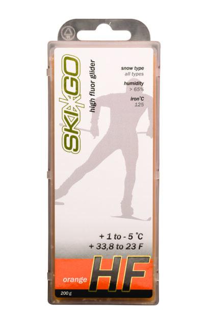 HF Orange 200 gram - Glidvalla