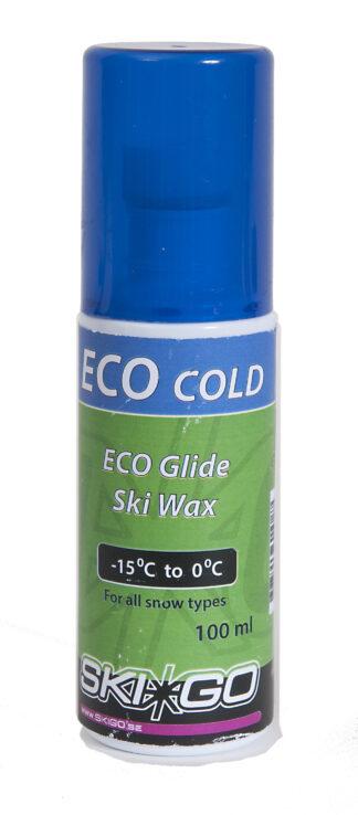 Eco Glide Blå Fluid - Glidvalla