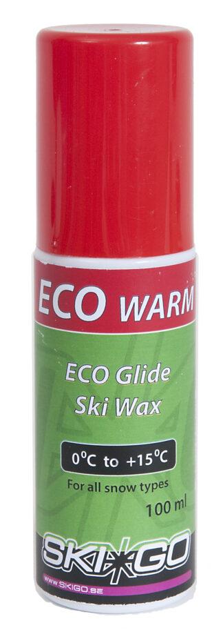 Eco fluid varm - Glidvalla
