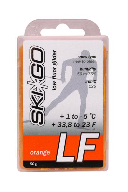 LF Orange - Glidvalla