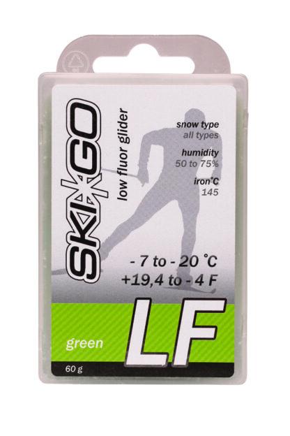 LF Grön - Glidvalla