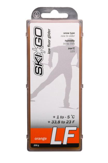 LF Orange 200 gram - Glidvalla