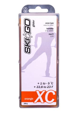 XC Orange - Glidvalla
