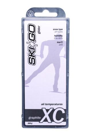 XC Grafit - Glidvalla underlag