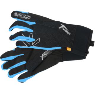 Handske trainer svart och blå