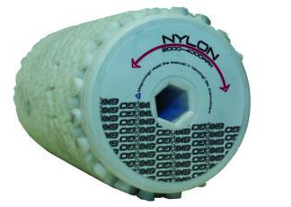 Nylonborste - Rotor Skigo