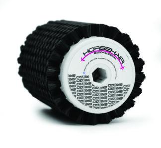Tagelborste - Rotor Skigo